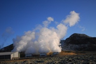 Google struck geothermal