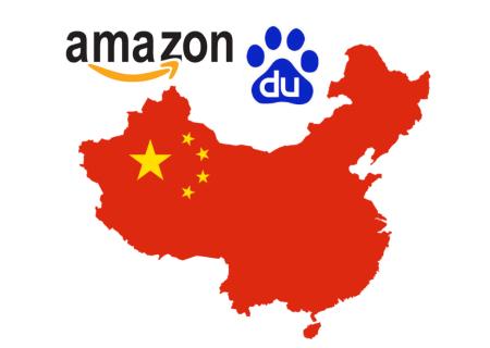 Amazon Baidu