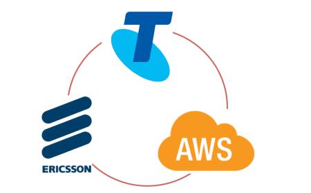 Telstra Ericsson AWS